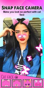 Kitty Photo Editor – Funny Stickers screenshot 7