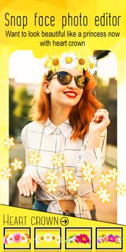 Snappy photo editor – funny stickers screenshot 8
