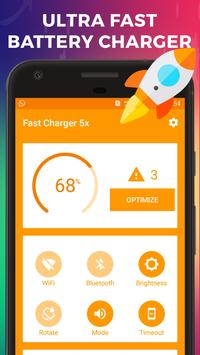 Fast Charger Battery Master : Fast Charging Pro poster