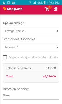 Shop365 screenshot 4