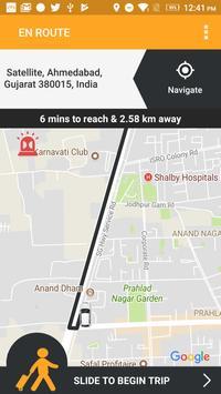 FastCab Driver screenshot 3