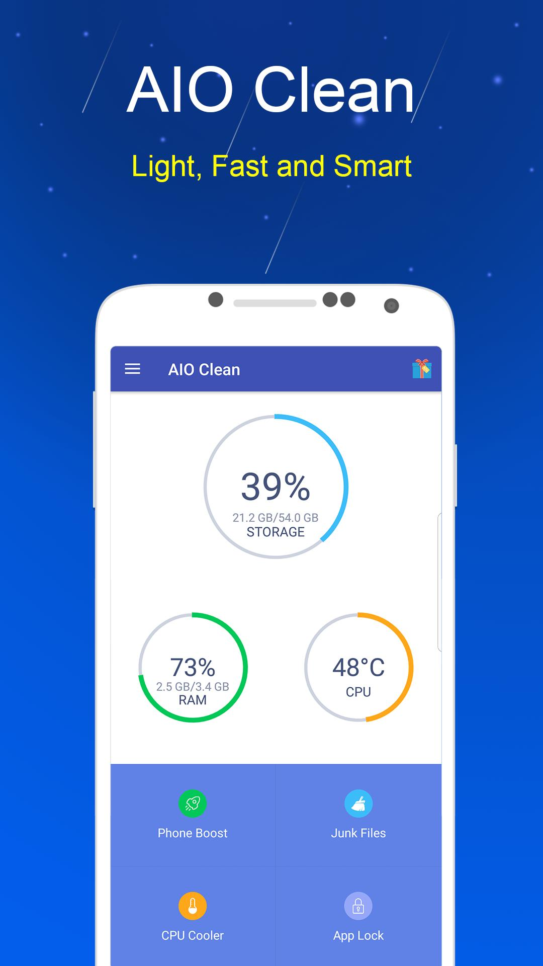 All-In-One Super Cleaner and Booster 5X for Android - APK