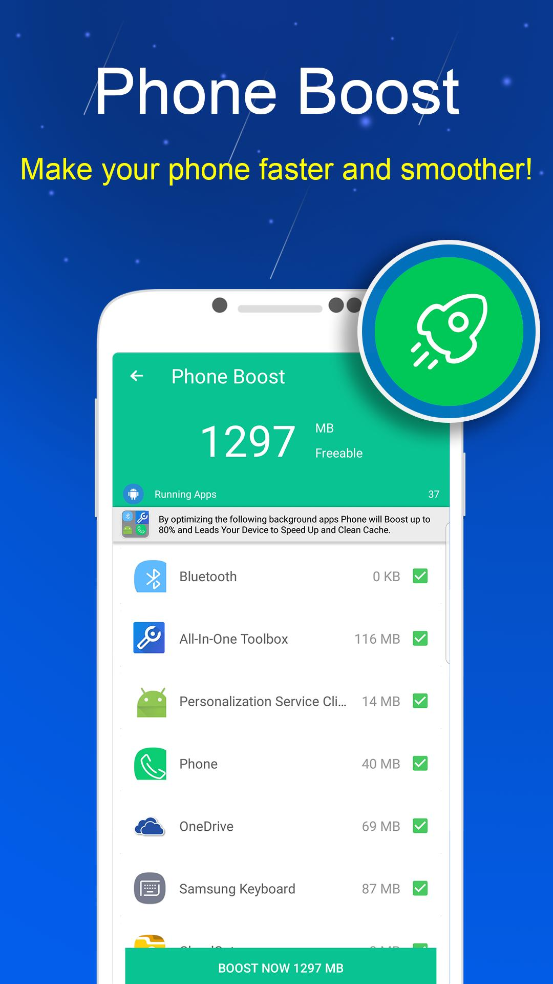 All In One Super Cleaner And Booster 5x For Android Apk Download