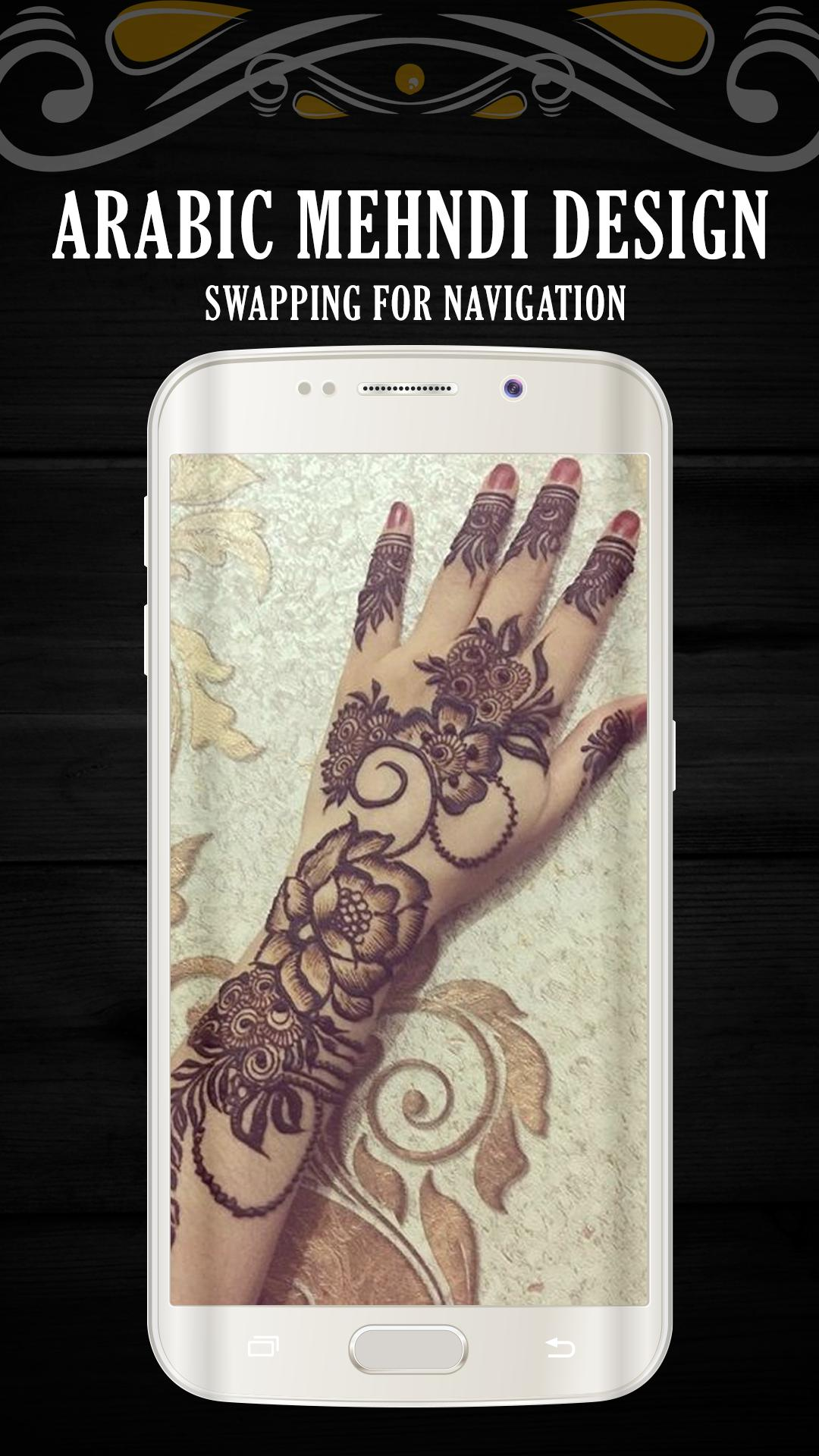 Latest Mehndi Design App New Bridal Mehendi Style For Android
