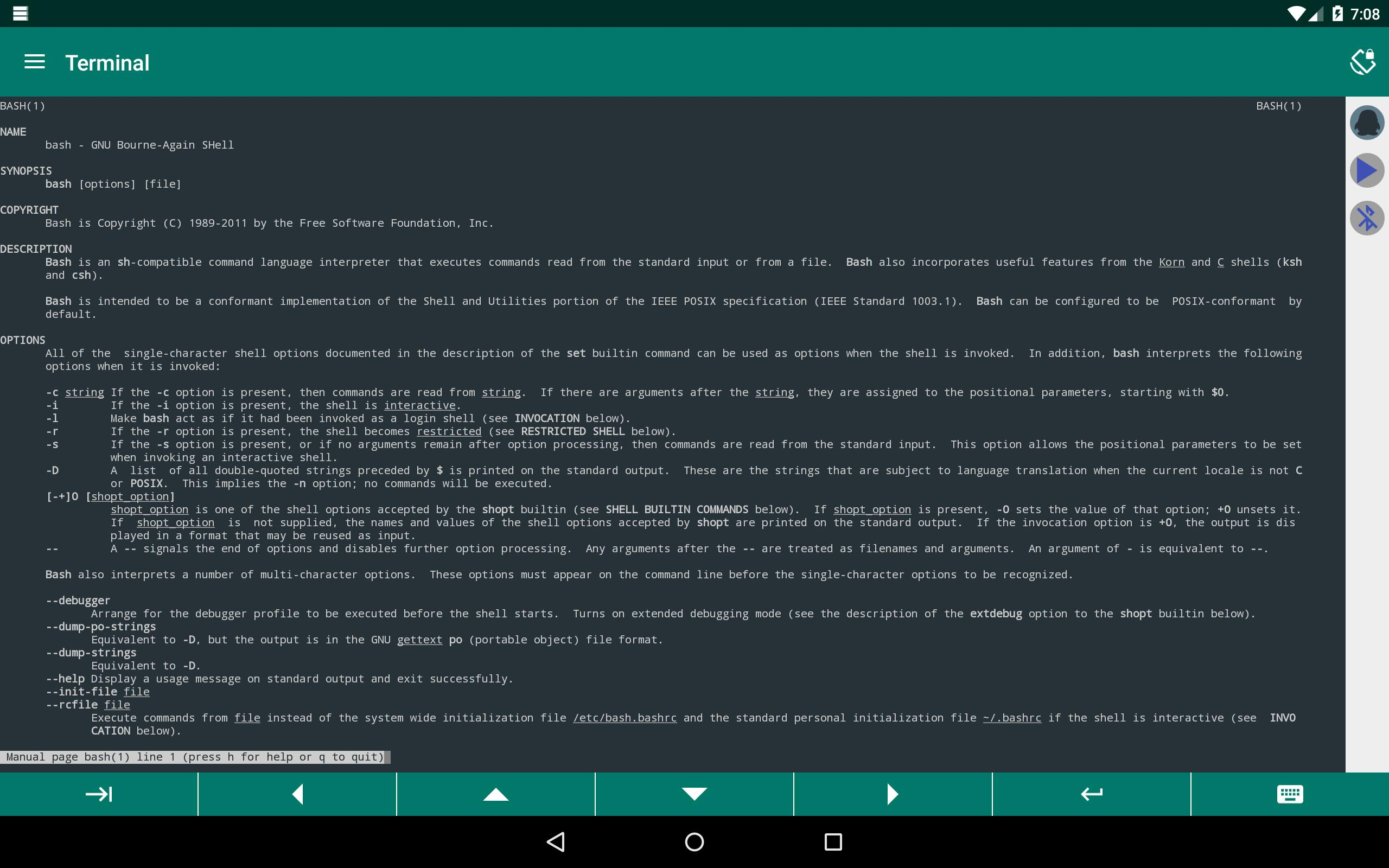 SSH Client - Far Commander for Android - APK Download
