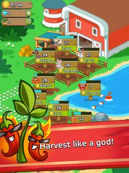 Farm and Click - Idle Fun Clicker 截圖 6