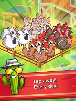Farm and Click - Idle Fun Clicker 截圖 7
