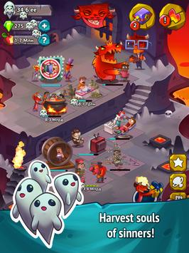 Idle Heroes of Hell - Clicker & Simulator screenshot 6
