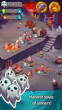 Idle Heroes of Hell - Clicker & Simulator screenshot 1