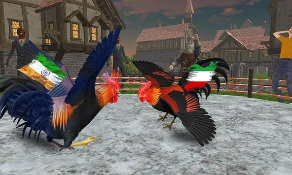 Farm Rooster Fighting Angry Chicks Ring Fighter 2 screenshot 3