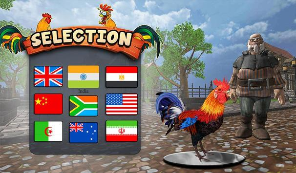 Farm Rooster Fighting Angry Chicks Ring Fighter 2 screenshot 17