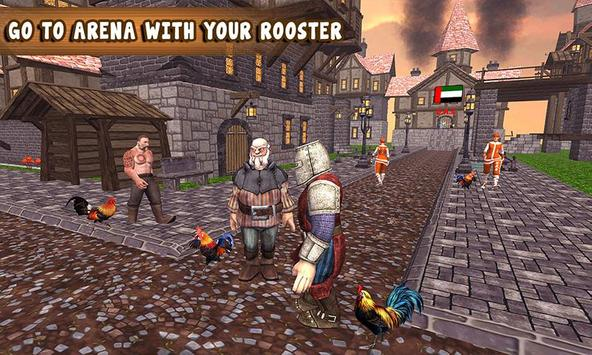 Farm Rooster Fighting Angry Chicks Ring Fighter 2 screenshot 1