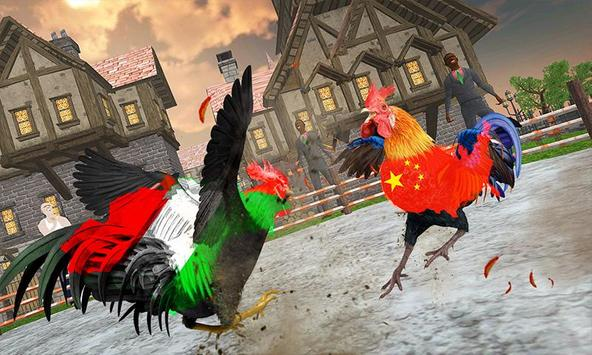 Farm Rooster Fighting Angry Chicks Ring Fighter 2 screenshot 2