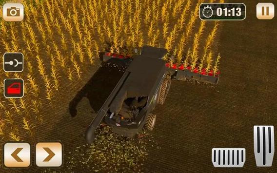 Village Tractor Farming Simulator 3D 2020 captura de pantalla 2
