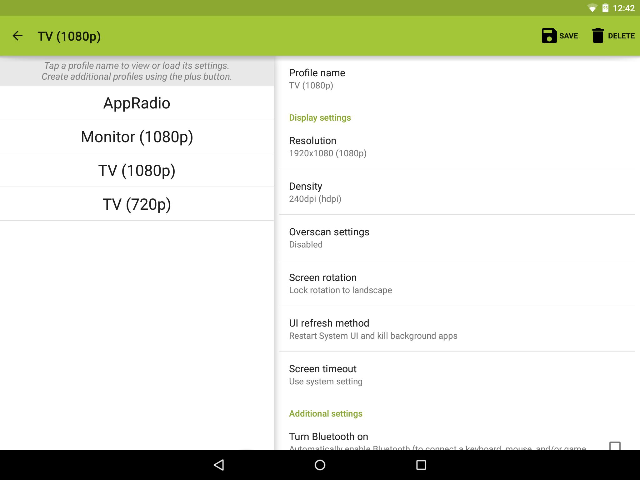 SecondScreen for Android - APK Download