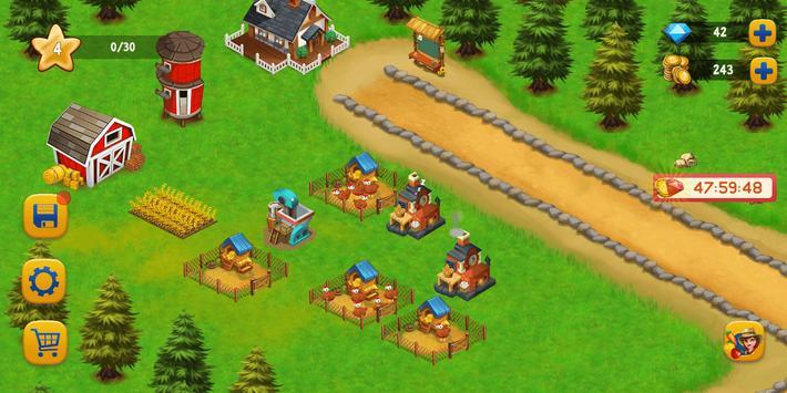 Farm Town Festival screenshot 4