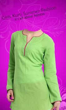 Girl Kurti Fashion Photo shoot screenshot 5