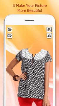 Girl Kurti Fashion Photo shoot screenshot 3