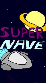 SUPER NAVE poster