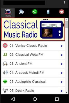 Classical Music Radios - Relax For Your Senses poster