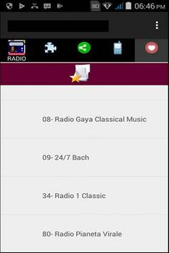 Classical Music Radios - Relax For Your Senses screenshot 2