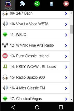 Classical Music Radios - Relax For Your Senses screenshot 6