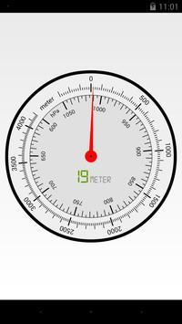 Barometer Plakat