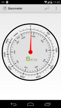 Barometer 스크린샷 1