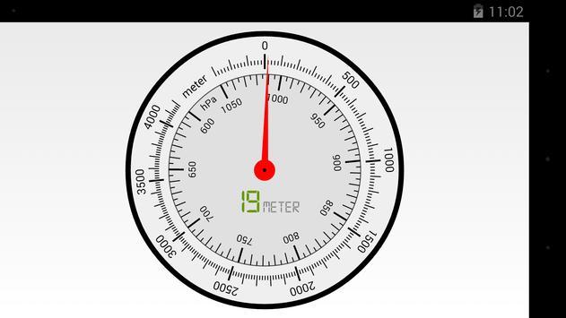 Barometer Screenshot 2