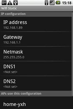 Wifi Static Screenshot 1