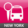 NYC Bus Checker 图标