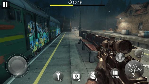 Fatal Target Shooter screenshot 1