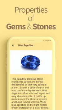 Healing Properties Metals, Gems, Colors and Aromas for Android - APK