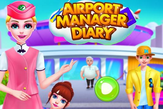 Airport Manger Diary पोस्टर