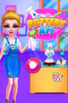 Pottery Art poster