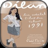 Novel Dilan Milea 2 : Dia Adalah Dilanku 1991 icon