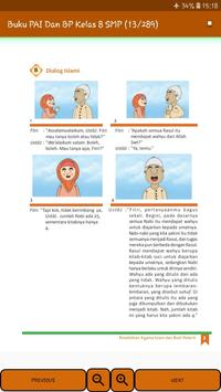 Buku PAI Dan BP Kelas 8 SMP screenshot 3