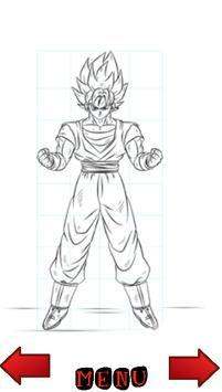 Como desenhar animes e desenhos screenshot 2