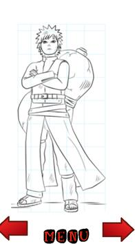 Como desenhar animes e desenhos screenshot 4