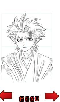 Como desenhar animes e desenhos screenshot 6