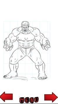 Como desenhar animes e desenhos screenshot 7