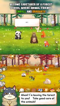 Animal Forest : Fuzzy Seasons (Start Pack Edition) imagem de tela 1