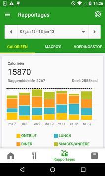 CalorieTeller door FatSecret screenshot 3