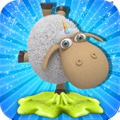 Sheepaka The Sheep & Slime! Crazy Goat Simulation icon