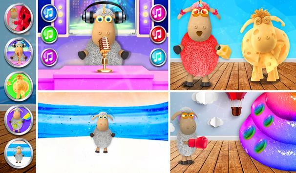 Sheepaka The Sheep & Slime! Crazy Goat Simulation screenshot 6