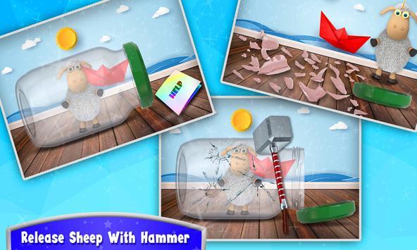 Sheepaka The Sheep & Slime! Crazy Goat Simulation screenshot 9