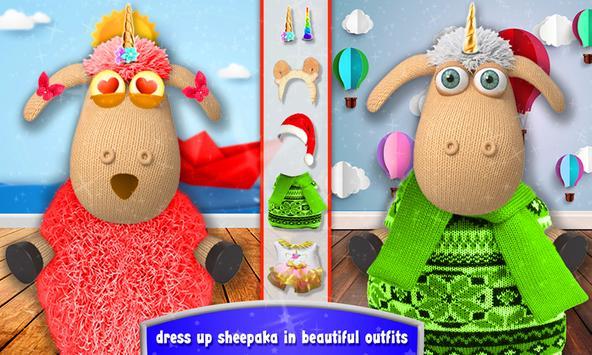 Sheepaka The Sheep & Slime! Crazy Goat Simulation screenshot 11