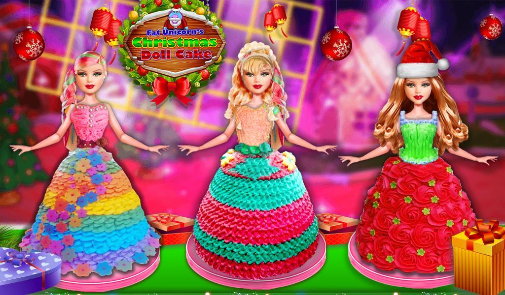 Panggang Kirim Kue Boneka Natal Memasak Cepat For Android Apk Download