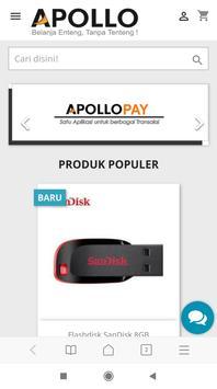 APOLLO GADGET - Toko Belanja Online screenshot 2