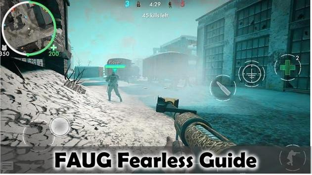 Guide for FAUG Fearless And United – Guards पोस्टर